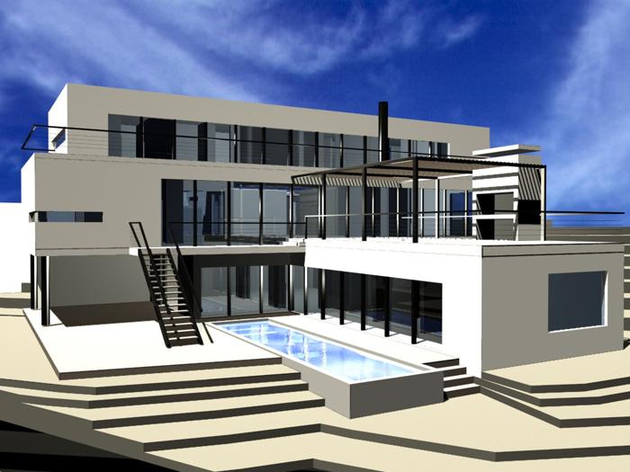 Windhoek House Tina Muwanga Amp Associates Architects